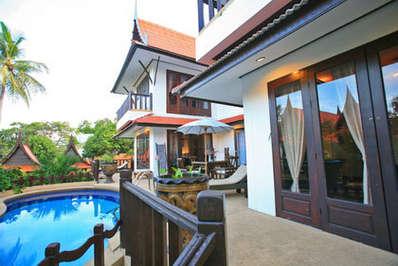 Baan Chang - Koh Samui villa