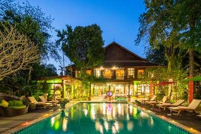 Baan Cheep Chang - Chiang Mai villa