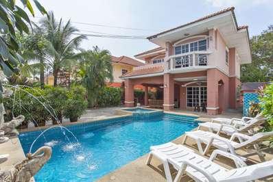 Baan Duan Chai - Pattaya villa