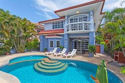Baan Duan - Pattaya villa