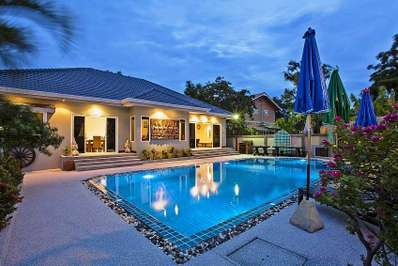 Baan Kinaree - Pattaya villa