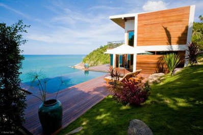 Baan Lae Ley - Koh Phangan villa