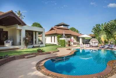 Baan Lily - Koh Samui villa