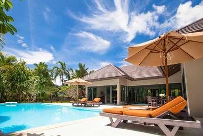 Baan Malisa Pool Villa - Krabi villa