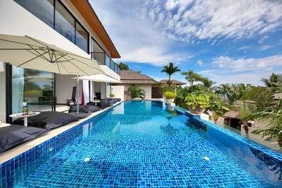 Baan Maliwan - Koh Samui villa