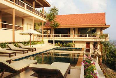 Baan Napa - Koh Phangan villa