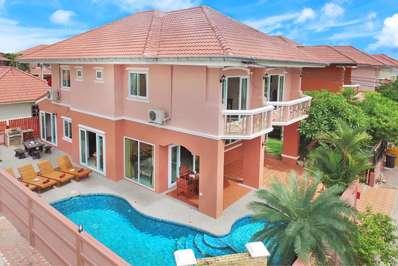 Baan Nomella - Pattaya villa
