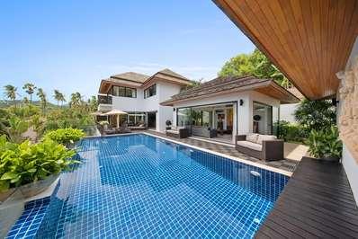 Baan Ratree - Koh Samui villa