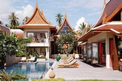 Baan Rattana Thep - Koh Samui villa