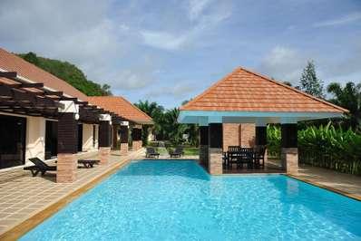Baan Santi Villa - Krabi villa