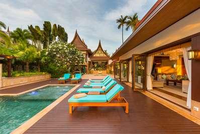 Baan Tao Talay - Koh Samui villa