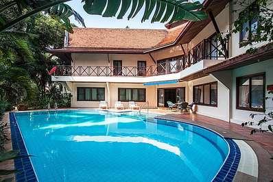 Baan Wat - Pattaya villa