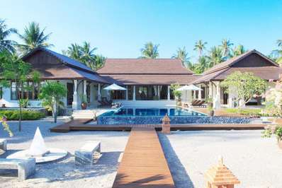 Ban Laem Set - Koh Samui villa