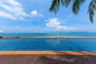 Banyan Beachfront Pool Villa - Koh Samui villa