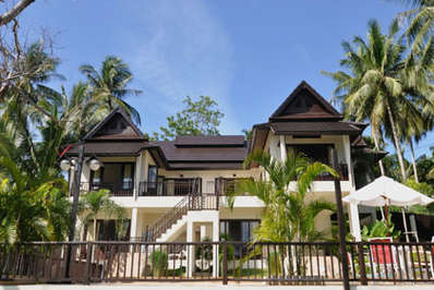 Choco Villa - Koh Phangan villa