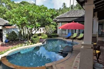 Banyan Villa 2 - Koh Samui villa