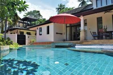 Banyan Villa 1 - Koh Samui villa