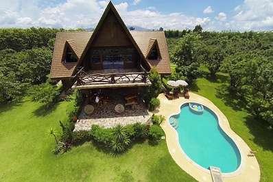 Villa Doi Luang Reserve - Chiang Mai villa