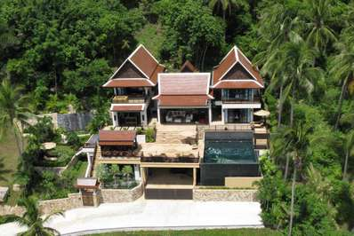 Golden Palm Villa - Koh Samui villa