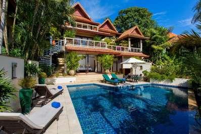 Kata Panoramic View Villa - Phuket villa