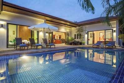 Moonstone Villa (V09) - Phuket villa
