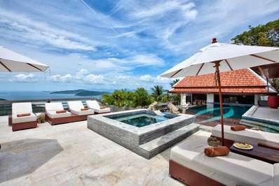 Nirvana Villa - Koh Samui villa
