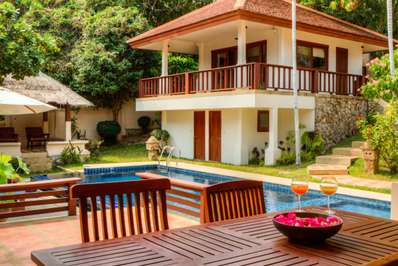 Villa Sapparos - Koh Samui villa