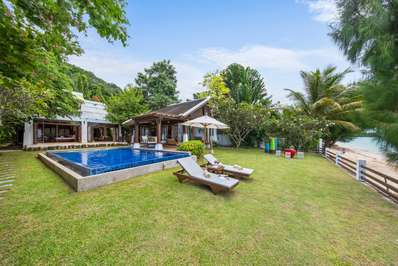 The Emerald Beach Villa 4 - Koh Samui villa