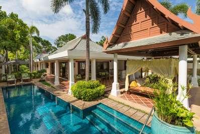 Villa Bougainvillea - Koh Samui villa