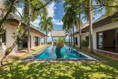 Villa Champak - Koh Samui villa