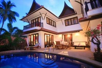 Villa Cueymaille - Koh Samui villa