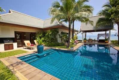 Villa Hibiscus - Koh Samui villa