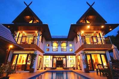 Villa Nirvana - Koh Samui villa