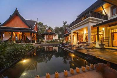 Asian Rhapsody - Phuket villa