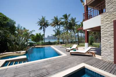 Amatapura Beach Beachfront Villa 1