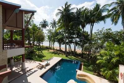 Amatapura Beach Villa Beachfront 15 - Krabi villa
