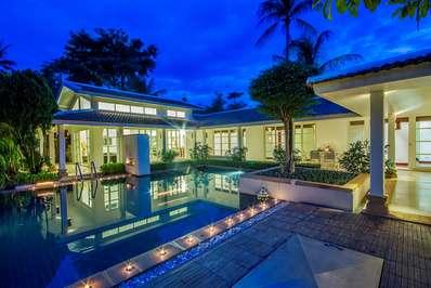 Baan Arun - Koh Samui villa