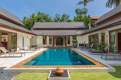 Baan Batur - Koh Samui villa