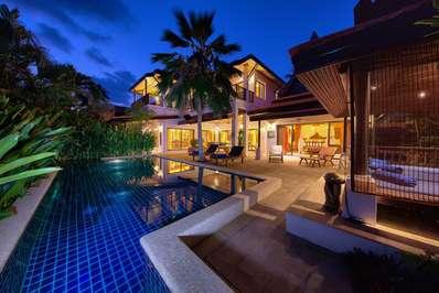 Baan Buaa - Koh Samui villa