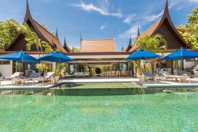 Baan Capo - Koh Samui villa