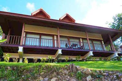 Baan Chom Chan - Koh Phangan villa
