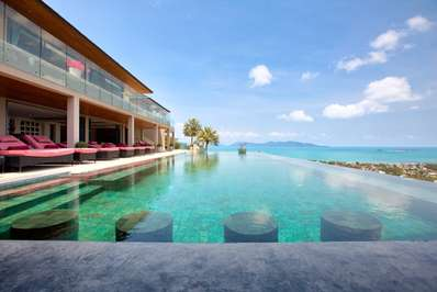 Baan Grand View - Koh Samui villa