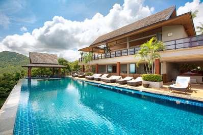 Baan Grand Vista - Koh Samui villa