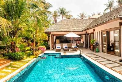 Baan Kluay Mai - Koh Samui villa