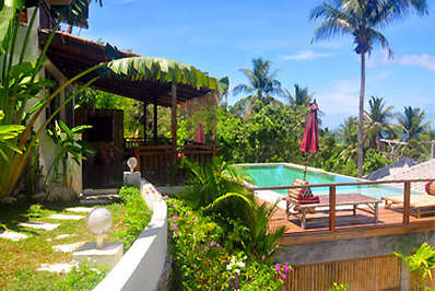 Baan Mai Lee - Koh Phangan villa