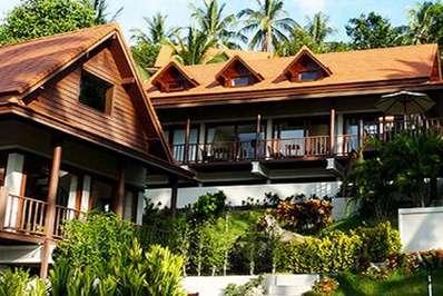 Baan Mai Pai - Koh Phangan villa