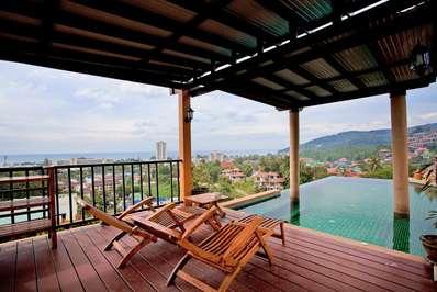 Baan Pa Nom - Phuket villa
