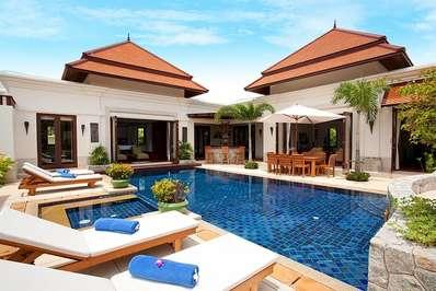 Baan Pasana - Phuket villa