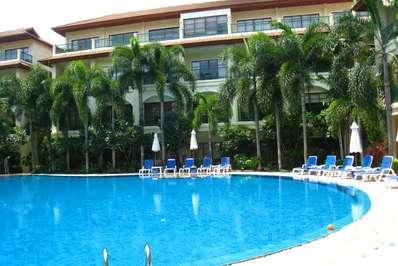 Baan Puri A02 Standard Apartment