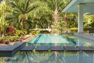 Baan Rim Beung - Koh Samui villa